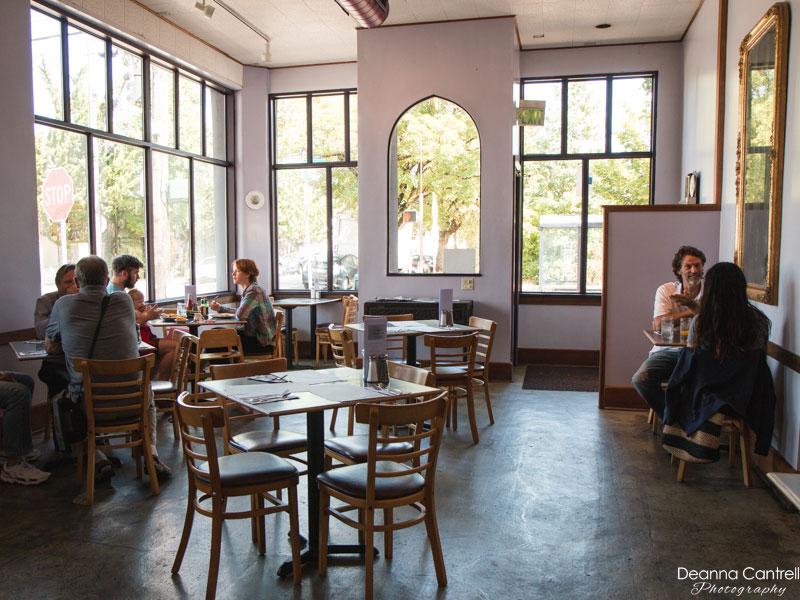 John Street Cafe Dining Room