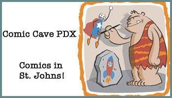 Comic Cave PDX