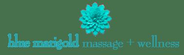 Blue Marigold Massage & Wellness logo