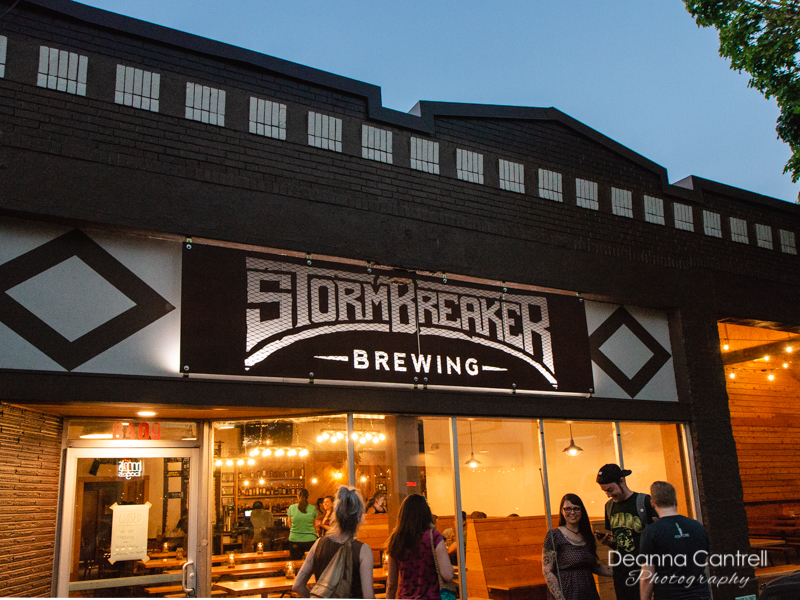 StormBreaker Brewing in St. Johns