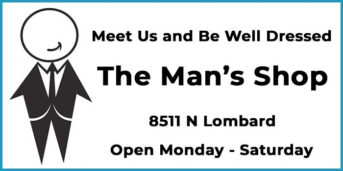 The Man's Shop - meet us and be well dressed