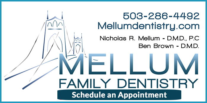 Mellum Family Dentistry advertisement