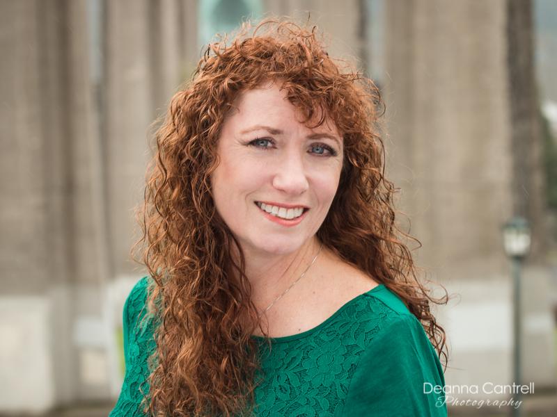 Cindy Scheel, owner of Exuberance Catering