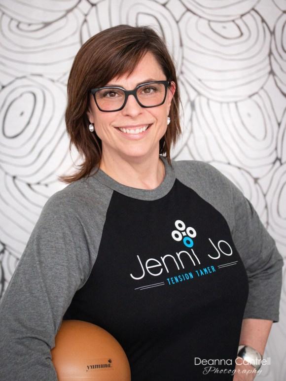 Jenni Jo, Tension Tamer