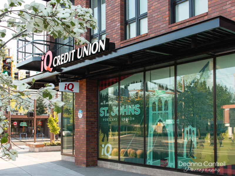 IQ Credit Union in St. Johns