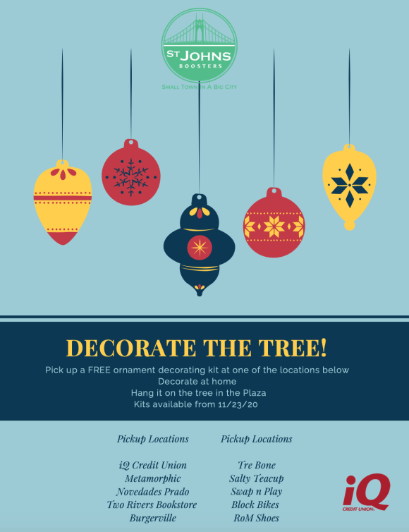 Decorate the Tree poster