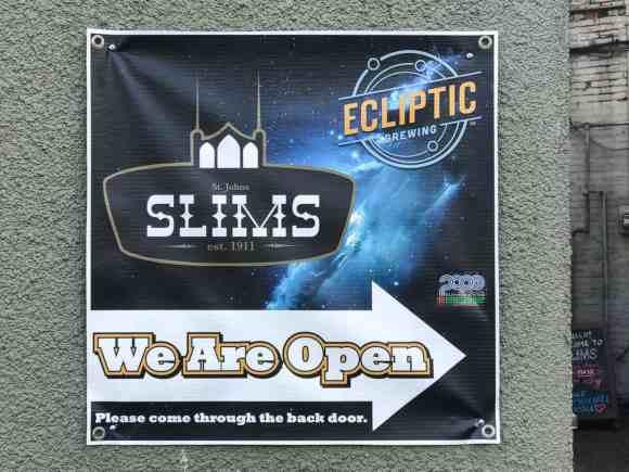 Slims-Bar