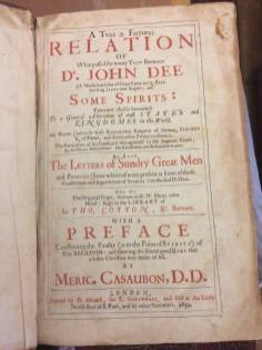 Dee Title Page