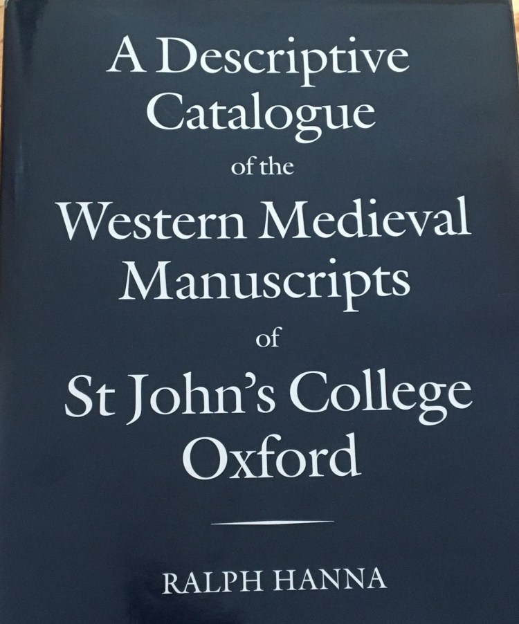 Image of printed catalogue