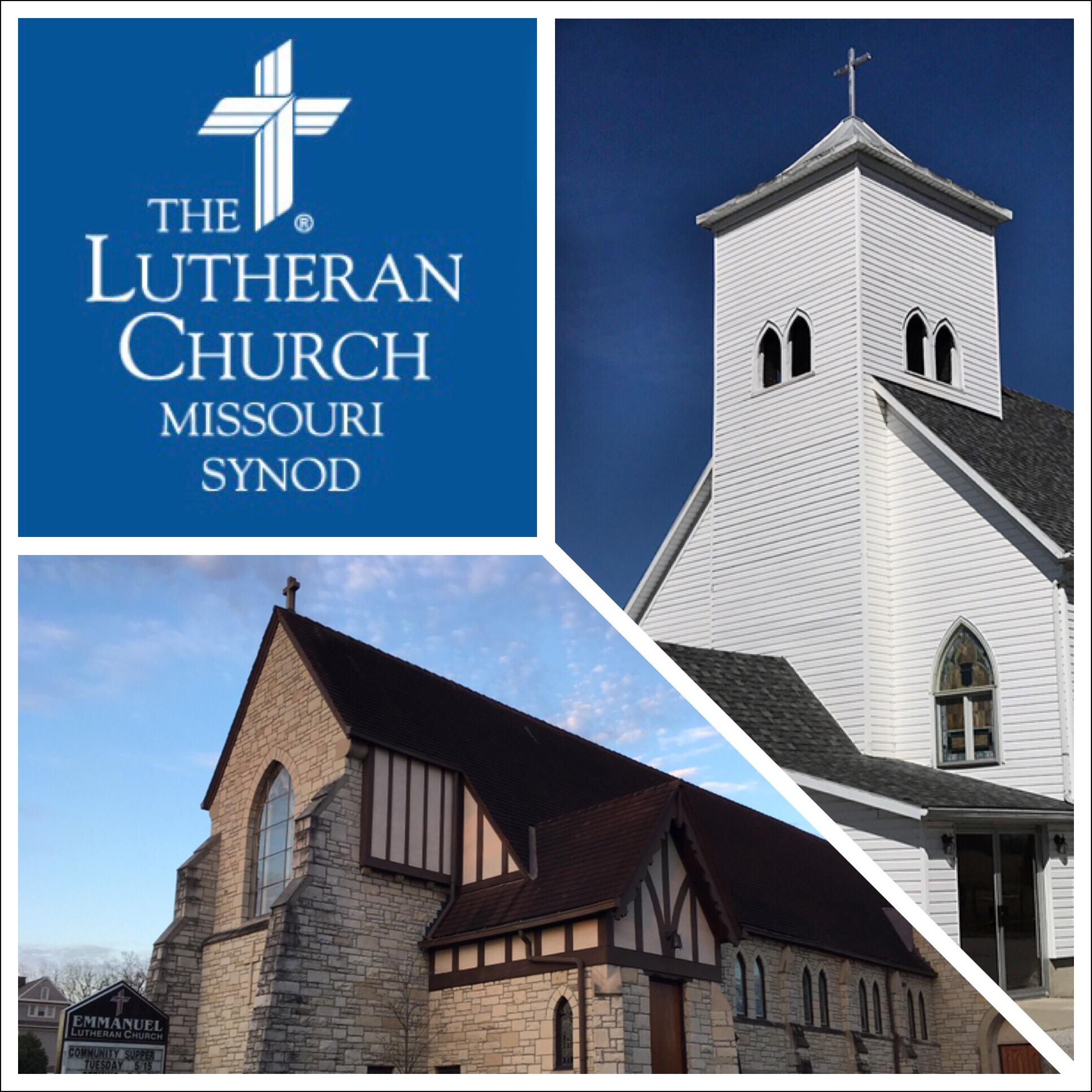 St. John's & Emmanuel Lutheran Churches