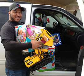 Anthony-Paul-Toy-Donation-Delivery
