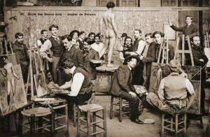 École des Beaux-Arts - Atelier de Peintre