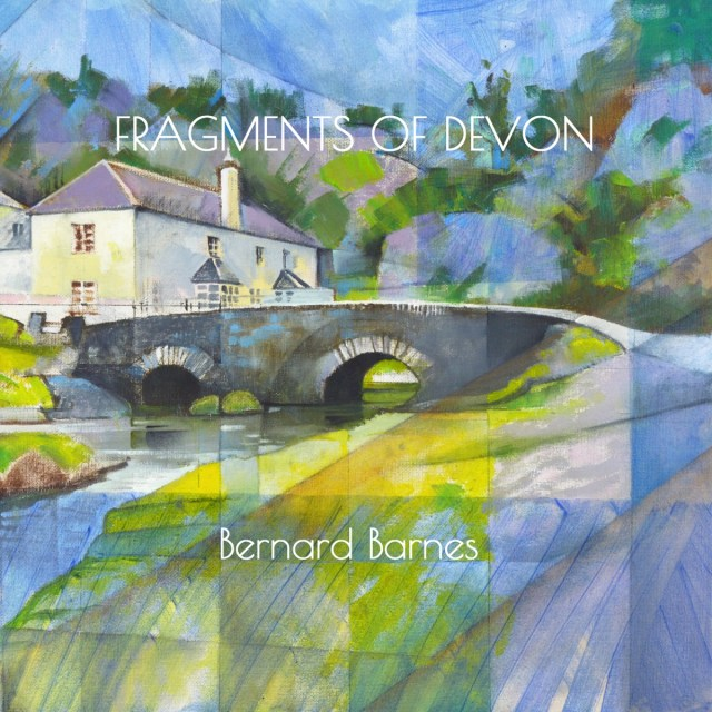 Cover of Fragments of Devon by Bernard Barnes