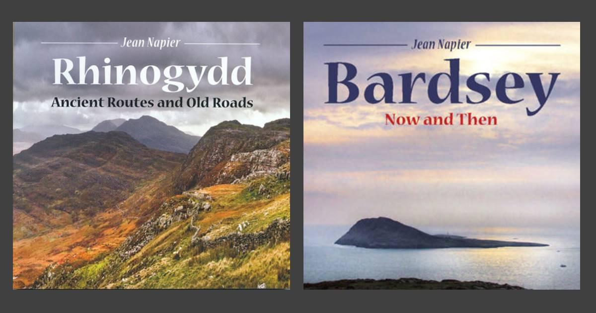 Jean Napier Book Covers