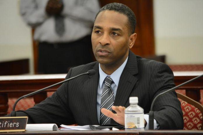 Attorney General Claude Walker
