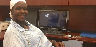 St. John native Ke-Ya Daniel serves as the health and human services program manager at Peak Potential.
