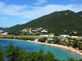 The Lindbergh Bay Hotel on St. Thomas is one of the tourism properties expected to be ready to open when tourists return to the territory on November. (File photo from August, directly before the hurricanes hit.)