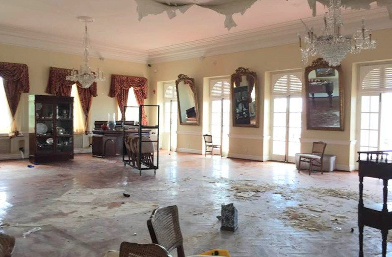 Government House Says Art and Antiquities Are Safe, But Press Can't View Them