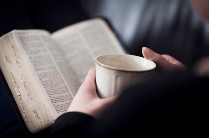 bible readings and study