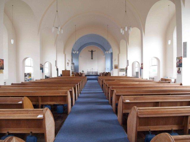 new st john's church