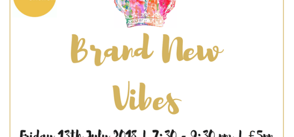 brand new vibes