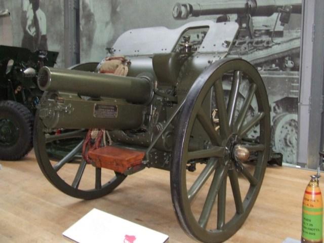 howitzer - arthur smith