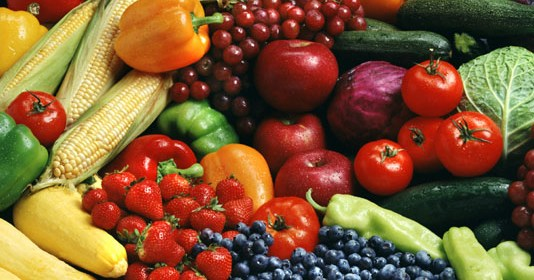 fruit and veg of the spirit
