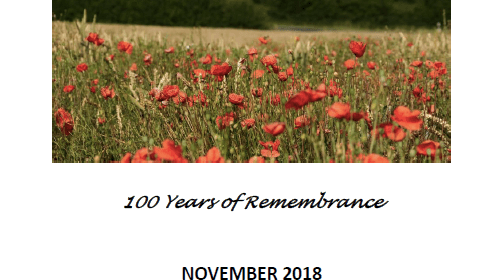 november magazine remembrance