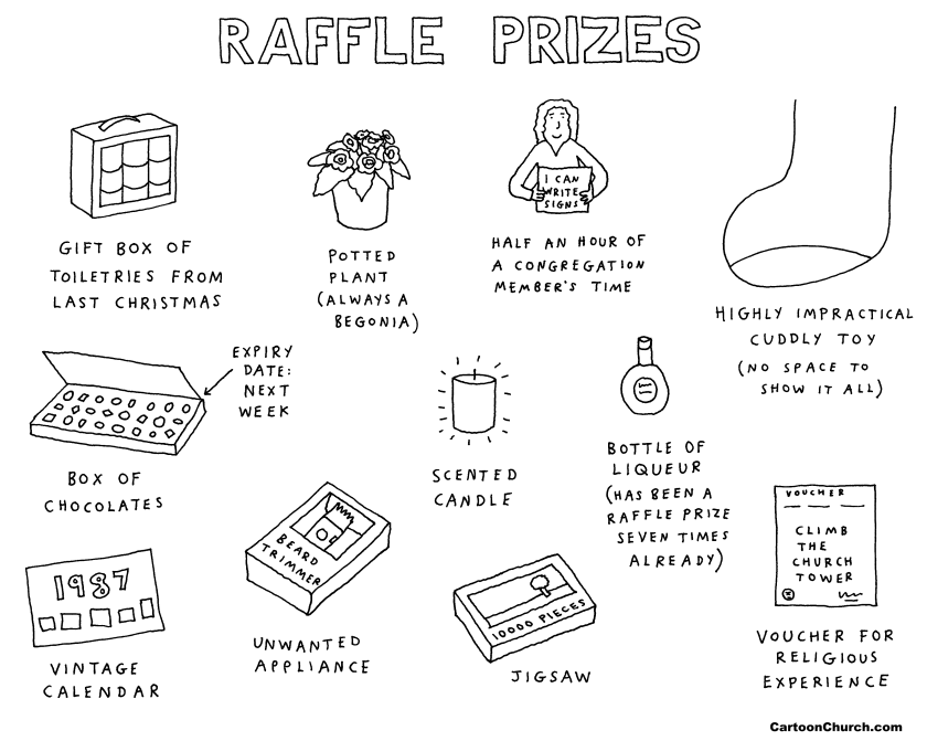 summer fair raffle
