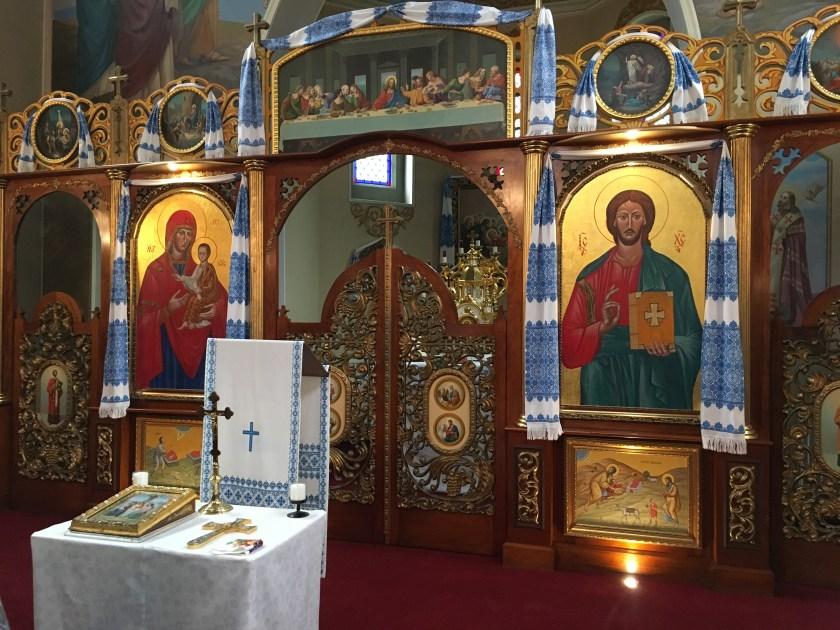 prayers for peace ukrainian church