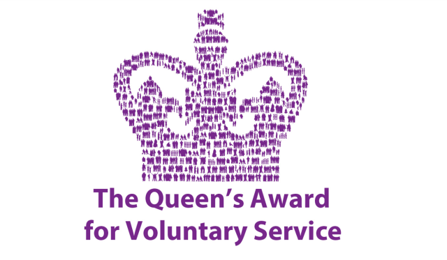 queen's award voluntary service the eagles wing