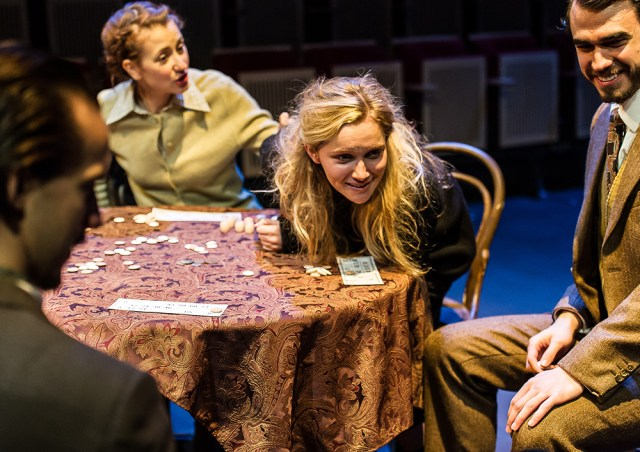 THE SEAGULL by Chekhov; Guildhall School of Music and Drama; Credit: CLIVE BARDA/ArenaPAL