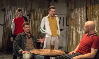 Review: 'Marching on Together' at the Old Red Lion Theatre