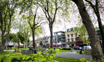 Islington Named London's Greenest Borough