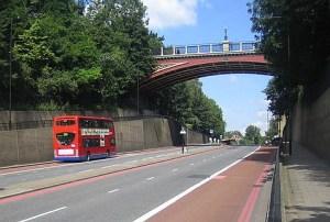 Archway Bridge | Nigel Fox