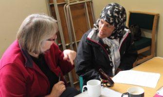 Islington and the Refugee Crisis