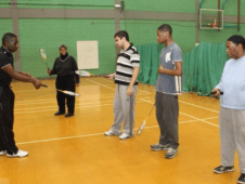 Are Islington Council 'All In' For Disabled Sports?