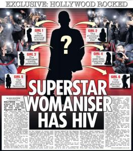 The Sun's tactful approach. Image credit: The Independent