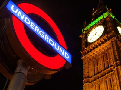 Our Guide to Using London's Night Tube Service This Christmas