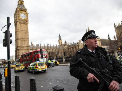 Editorial: A Brief Note on the Westminster Attacks