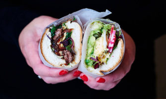 """Successwich"": Shoreditch commuters take a bite of success"