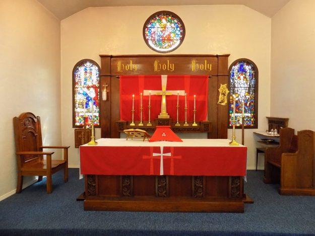 St John's Episcopal Lutheran Church Williams AZ