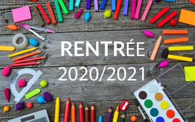 Documents rentrée 2020-2021