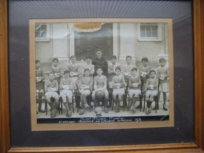 1931 Senior Football Team Winners