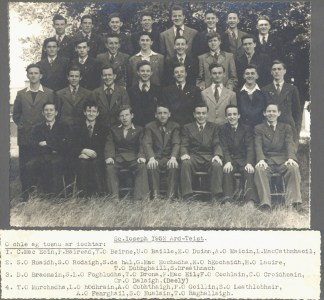 Leaving Cert Class of 1952