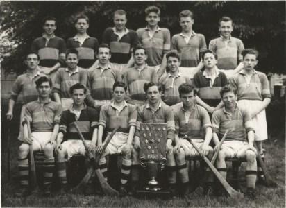 1953 Hurling Team