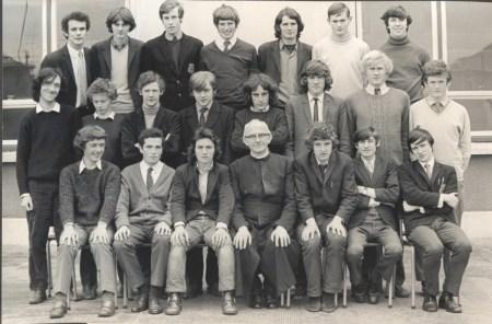 Leaving Cert Class of 1971 6B
