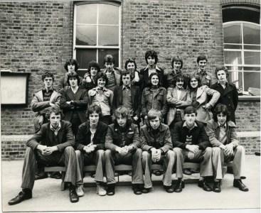 Leaving Cert Class of 1976 6C