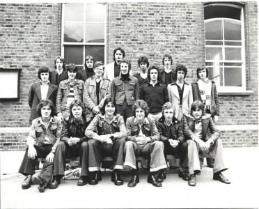 Leaving Cert Class of 1976 6D