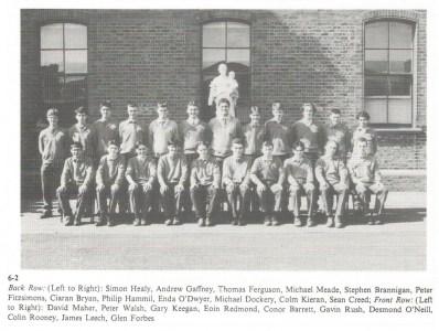 Leaving Cert Class of 1994 6-2
